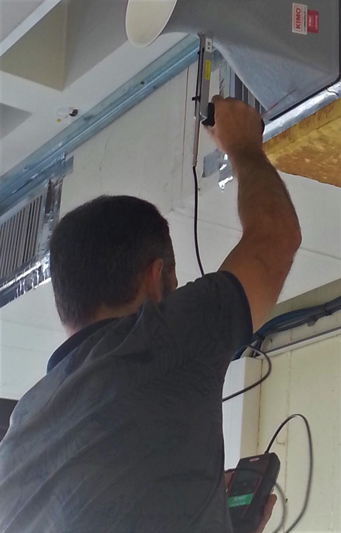 C2S - amélioration de la QAI / qualité de l'air intérieur